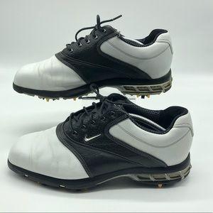 Nike Sz 10.5 Men's Golf Shoes Power 314896-101